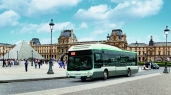 MAN Lion's City Hybrid überzeugt Pariser Verkehrsbetriebe