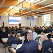 """""""Food goes digital"""": Hersteller, Logistiker und Händler diskutieren über Chancen und Lösungen Schmitz Cargobull AG: Mehr als 120 Experten beim 5. Lebensmittel-Symposium"""
