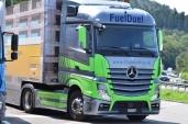 FUEL DUEL – Mercedes-Benz Trucks fordert alle heraus