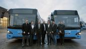 Erste Euro 6 VDL Citea-Busse nach Finnland geliefert