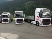 Vier Volvo Trucks für Pirazzi e Bignotti SA