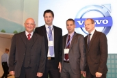 Volvo Bus Corporation, Sales-Lentz und zwei Luxemburger Ministerien unterzeichnen Absichtserklärung: