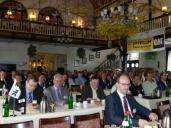 Intensiver Austausch auf dem 8. Schifffahrtsforum Niederelbe von Zeppelin Power Systems
