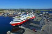 Fjord Line startet Frachtkooperation mit CLdN