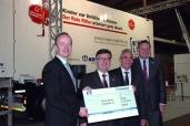 15000 Euro für Aktion Kinder-Unfallhilfe