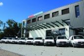 Servatechnik AG neu mit elf Vito 116 CDI im Serviceeinsatz