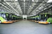 20 neue Setra für Flixbus