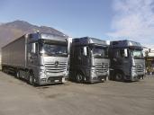 Drei neue Actros Euro 6 bei Trasporti Giampà SA in Giubiasco