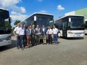 62 Setra Low Entry Busse für Linienflotten vom Elsass bis Niedersachsen