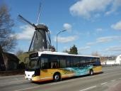 Erste Euro 6 VDL Citea-Busse für Finnland