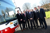 27 VDL Synergy-Doppeldecker für die neue Zukunftsflotte von Bus Éireann