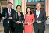 Beste Nutzfahrzeuge und beste Marken 2013: 3 x Platz 1 für Volvo-Busse