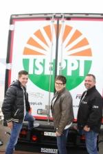 YETD Young European Truck Driver Schweizer Ausscheidung in Pratteln 25. Oktober 2014