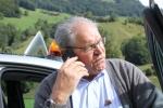 Bündner Oldiausfahrt mit Hans Fischer Chur
