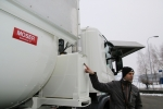MoserKipper MLT Scania Fahrzeugübergabe