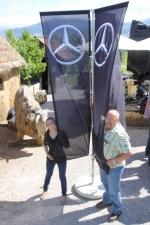 Mercedes-Benz: Ehrung Kilometermillionäre