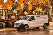 Für Liebherr unterwegs – mit dem Mercedes-Benz Vito 116 CDI 4x4