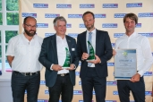 Innovativer DAF CF Electric gewinnt Green Truck Award