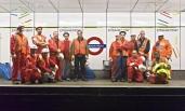 Sika fährt die London Underground in die Zukunft