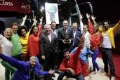 Setra auf der Messe Busworld in Belgien mit fünf Preisen ausgezeichnet