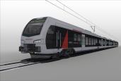 Elektrischer Niederflurtriebzug FLIRT für den Zweckverband Verkehrsverbund Rhein-Ruhr/Abellio Rail NRW GmbH