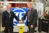 ZF eröffnet Composites Tech Center für Leichtbauprodukte