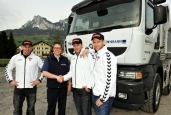 Thomann ist neuer Partner der Laimbachers