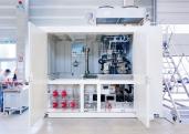 Linde startet Kleinserienfertigung für Wasserstofftankstellen