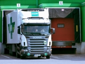 Scania liefert 108 « Ecolution by Scania »-Lkw nach Mitteleuropa