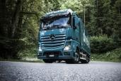 Der 160. Mercedes-Benz Truck für die Dreier AG