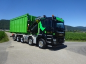 Ein weiterer Löwe für die Almeta Recycling AG