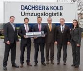 Neue Krone-Wechselkoffer für Dachser & Kolb