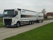 Carlo Bernasconi AG mit neuem Volvo FH 460 unterwegs
