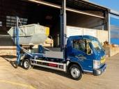 Überzeugung pur – neuer FUSO Canter 7C18 für die Hs. Mühle Recycling AG