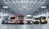 Bestes Absatzergebnis der letzten 10 Jahre: Daimler Trucks verkauft in 2018 deutlich über 500.000 Lkw