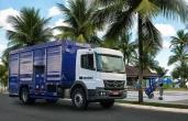 Bier-Trucks für Brasilien: Getränkehersteller Ambev ordert 228 Mercedes-Benz Lkw