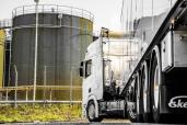 TRANSEX BERN AG setzt weiterhin auf Scania