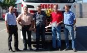 Erster Euro 6 für die Anicom AG in Zollikofen