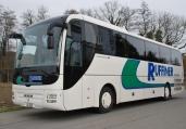 Ruffiner Reisen mit zwei weiteren MAN Lion's Coach