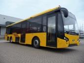 1500. VDL Citea und die ersten VDL Citea SLE Cargo für Björks Buss und Sambus in Schweden