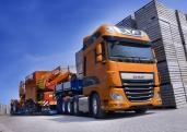 DAF führt weitere Versionen der Baureihen XF und CF Euro 6 mit 4 Achsen ein