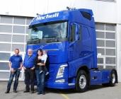 Volvo FH New für Hochuli Holz- u. Gütertransporte