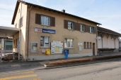 SOB will Raumnutzung im Bahnhofgebäude Samstagern optimieren