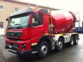 Noch ein Volvo FMX für Edilstrada