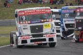 EUROPART fährt bei Truck Race Europameisterschaft vorne mit