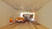 Mit 260 Tonnen unterwegs in der Schweiz