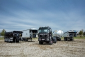 Flexibel und effizient unterwegs mit dem MAN Agrar-Truck zwischen Hof und Feld