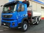 Fratelli Terzi: Mit Volvo FMX 410 zur Baustelle