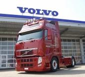 Markus Fürst Transporte mit Volvo FH 460
