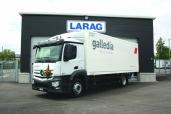 Der neue Antos der Galledia AG